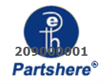 209000001 and more service parts available