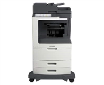 24TT232 Lexmark MX812dfe Printer... and more Lexmark Printers