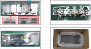 810828-001 HPE Small fan cage assembly 2x25 at Partshere.com