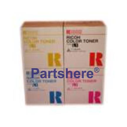 887908 - Ricoh Cyan Toner Cartridge (887908)