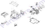 HP parts picture diagram for C2162-80030