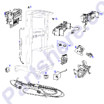 HP parts picture diagram for C4788-60519