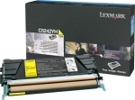 C5242YH Lexmark Yellow Toner Cartridge at Partshere.com
