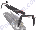 HP parts picture diagram for C6090-60078