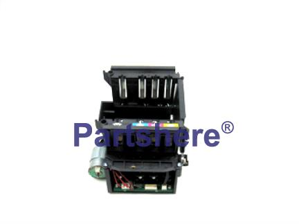 C7796-60209 - Ink supply station assembly