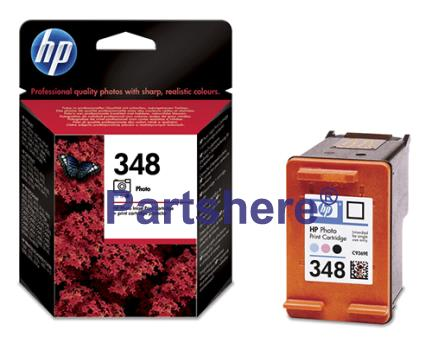 C9369EE - HP 348 Photo InkJet Cartridge - 13ml - For true-to-life color photo printing (Europe)