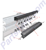 HP parts picture diagram for CH538-67050