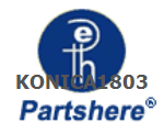 KONICA1803 and more service parts available for this printer