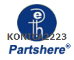 KONICA2223 and more service parts available for this printer
