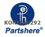 KONICA6292 and more service parts available for this printer