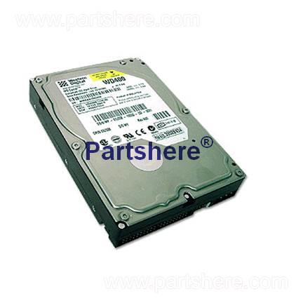 Q1251-69128 - PATA Hard drive 40GB - DesignJet 5500 RTL firmware version S.05.01 (for updated version S.56.07 firmware, order Q1251-60323). For SATA order Q1251-60146.