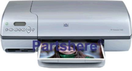 Q3409A - HP photosmart 7450 photo printer