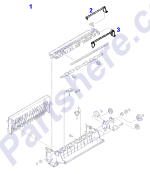 HP parts picture diagram for RG0-0110-000CN