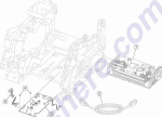 HP parts picture diagram for 40X0303