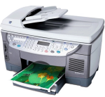 C8382A officejet 7100 all-in-one (mid/high base)