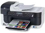 CB030A officejet j6450 all-in-one printer
