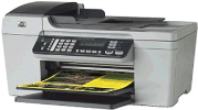 CB805A OfficeJet J4535 All-In-One Printer