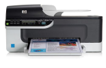 CB805B Officejet J4585 All-In-One Printer