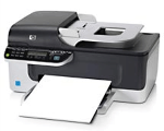 CB806A OfficeJet J4540 All-In-One Printer