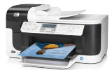 CB815A officejet 6500 all-in-one printer - e709a