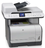 CC431A Color LaserJet cm1312nfi multifunction printer