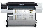 CH538A DesignJet t1200 44-in printer