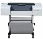 CK837A DesignJet T1120 24-in Printer