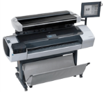 CQ653A DesignJet T1200 HD Multifunction Printer