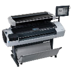 CQ653C DesignJet T1200 HD Multifunction Printer