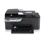 CQ663A Officejet 4500 Wireless All-in-One Printer - G510n