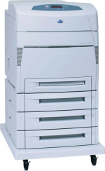 Q3717A Color LaserJet 5550HDN Printer