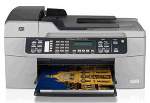Q8246A OfficeJet J5725 All-In-One Printer